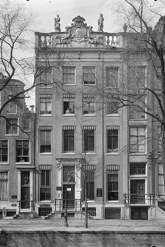 Citaten Van Anne Frank : Herengracht amsterdam